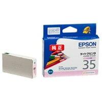 (業務用40セット)エプソンEPSONインクカートリッジICLM35ライトマゼンタ×40セット