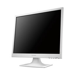 アイオーデータ19型スクエア液晶ディスプレイ ホワイト 5年保証 LCD-AD192SEDSW 1台