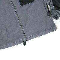 カナダ軍IECS(改良型環境服装システム)フリースジャケットレプリカグレーXL