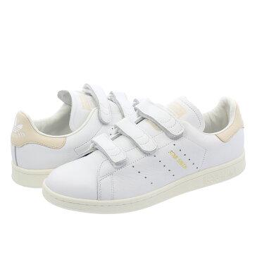 【毎日がお得!値下げプライス】 adidas STAN SMITH CF 【adidas Originals】 アディダス スタンスミス CF RUNNING WHITE/RUNNING WHITE/LINEN f36573