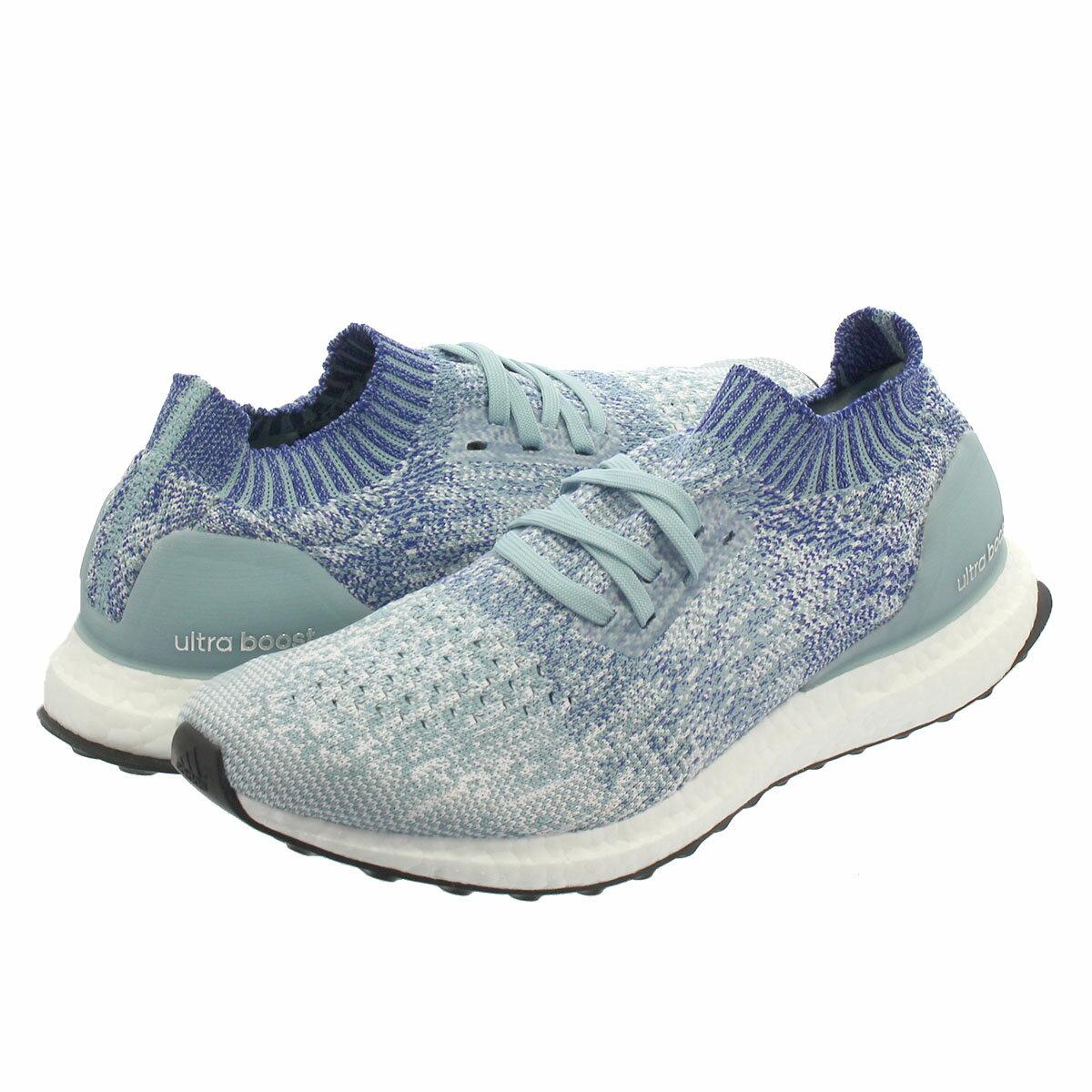メンズ靴, スニーカー  adidas ULTRA BOOST UNCAGED ASH GRAYACTIVE BLUE b37693