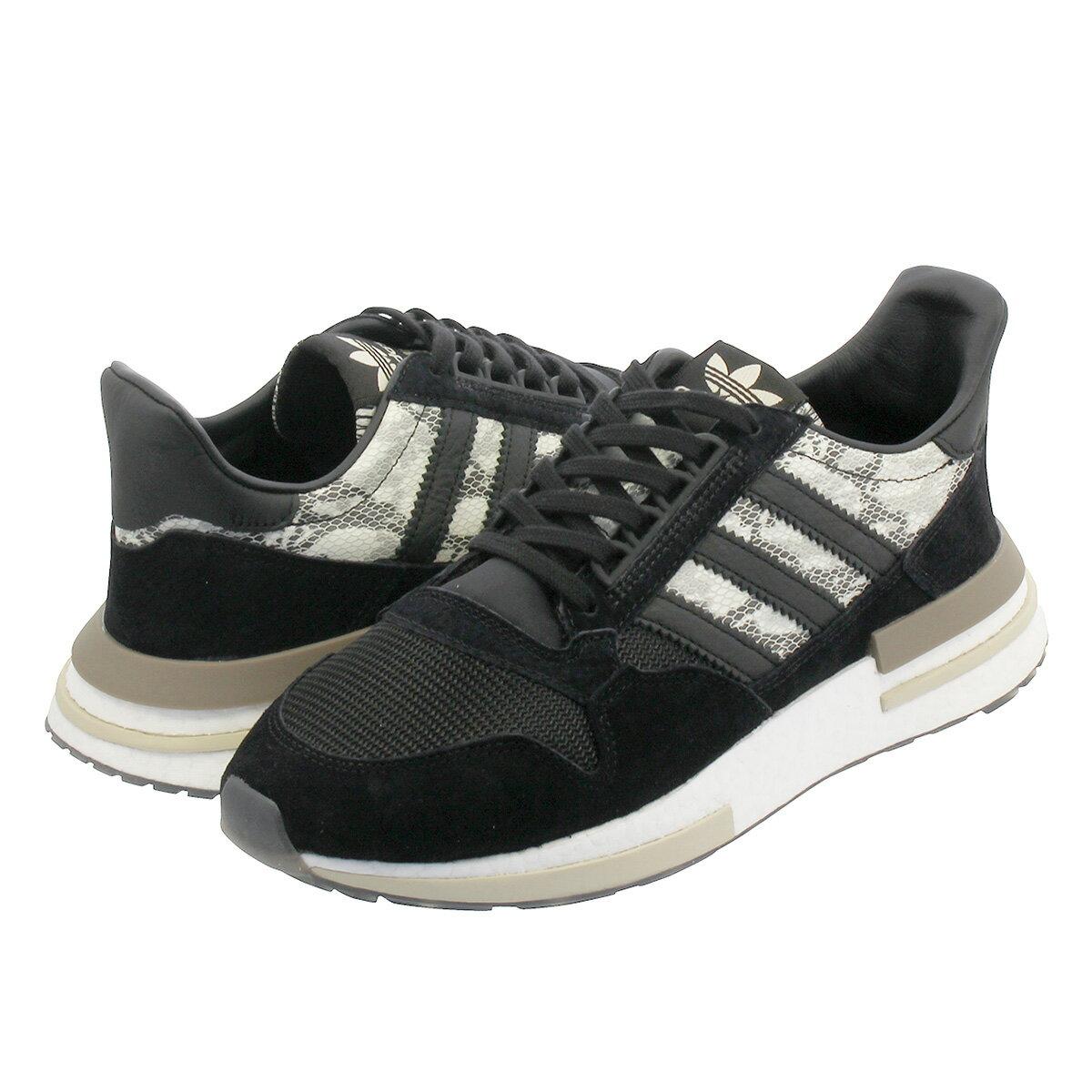 メンズ靴, スニーカー adidas ZX 500 RM ZX 500 RM CORE BLACKCORE BLACKRUNNING WHITE bd7924