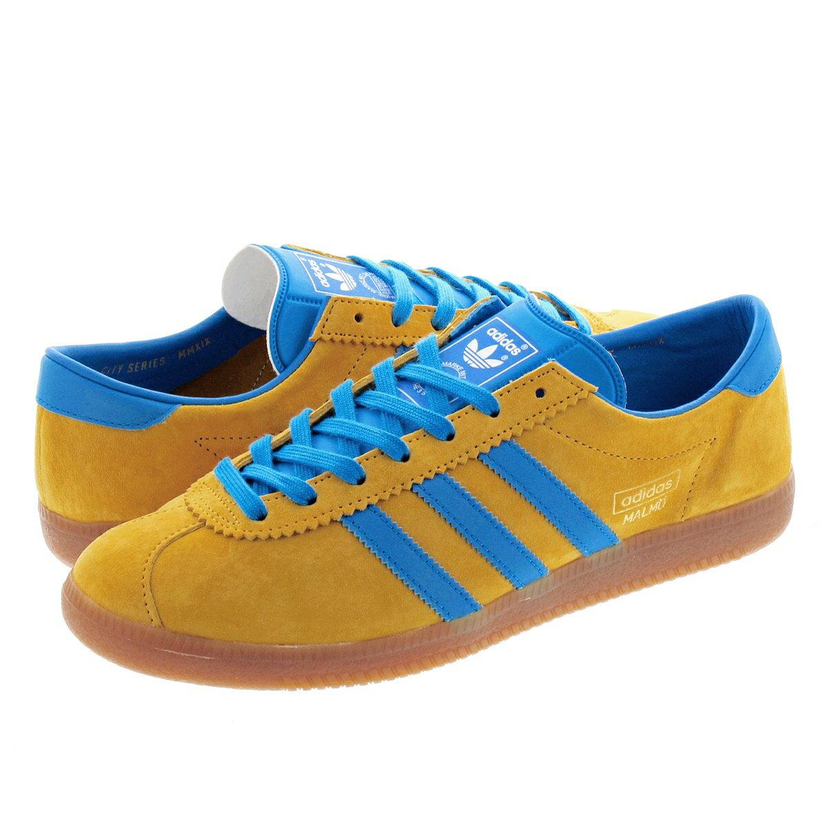 メンズ靴, スニーカー adidas MALMO ACTIVE GOLDBLUE BIRDGOLD MET ee5725