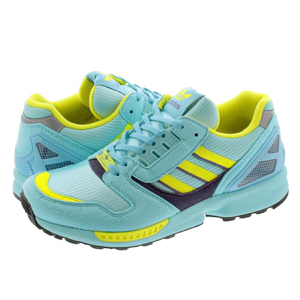 メンズ靴, スニーカー  adidas ZX 8000 ZX 8000 CLEAR AQUALIGHT AQUASHOCK YELLOW eg8784