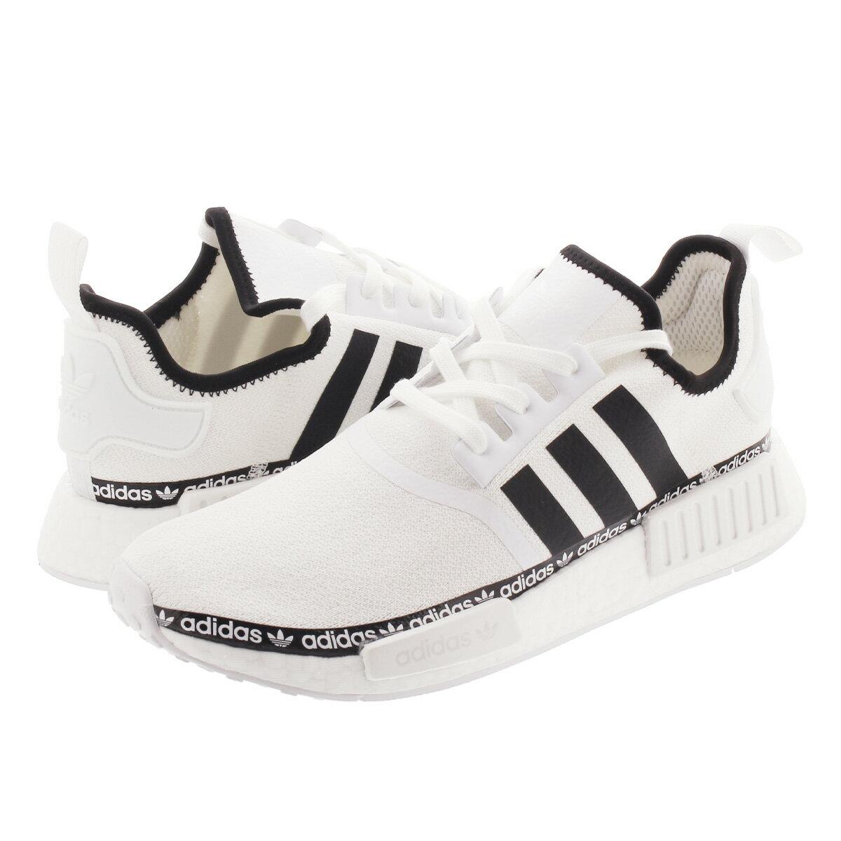 メンズ靴, スニーカー  adidas NMDR1 R1 FTWR WHITECORE BLACKFTWR WHITE fv8727