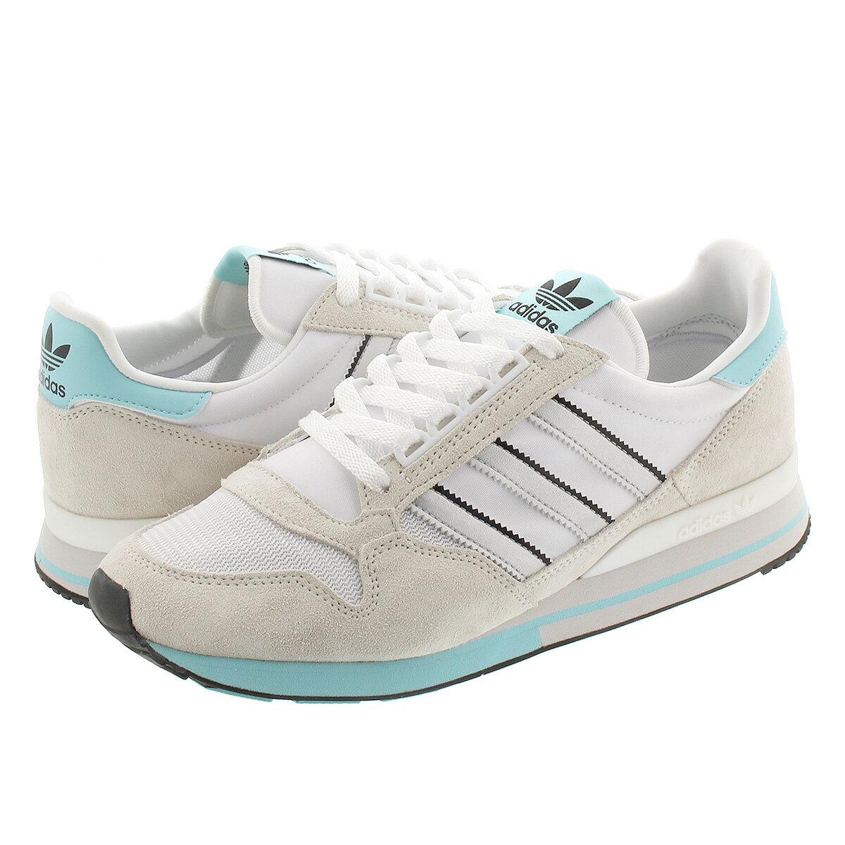 メンズ靴, スニーカー  adidas ZX 500 500 OFF WHITESILVER METALLICFTWR WHITE fw2813