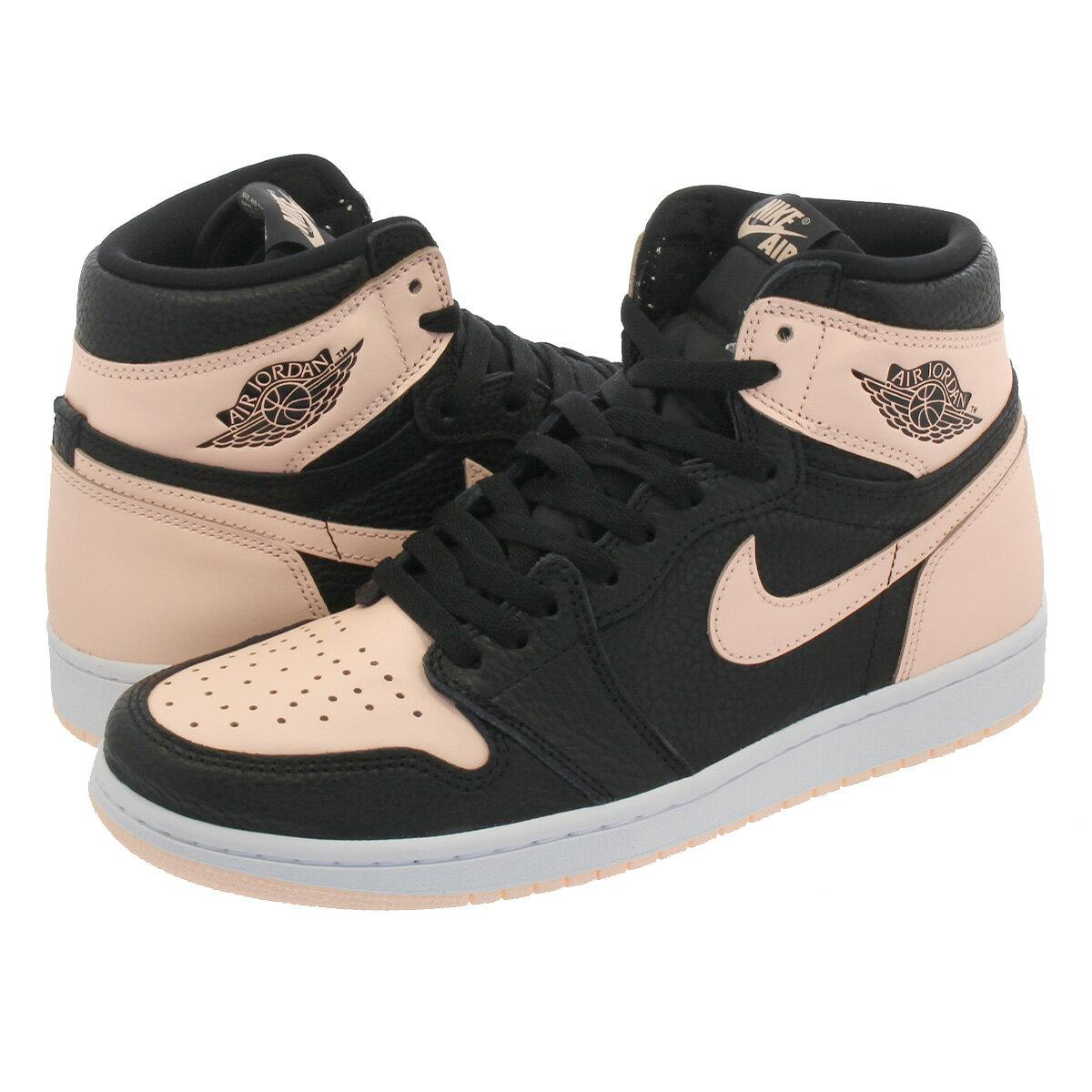 555 Pink 081 Jordan Nike 088 Air 1 Retro Tinthyper High Blackcrimson Og Nostalgic erodBCx