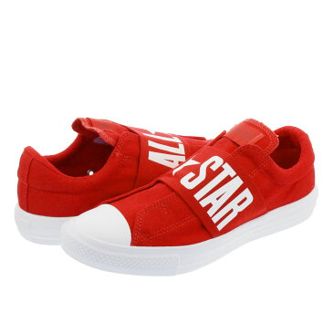CONVERSE ALL STAR LIGHT GORESLIP OX コンバース オールスター ライト ゴアスリップ OX RED 32169262