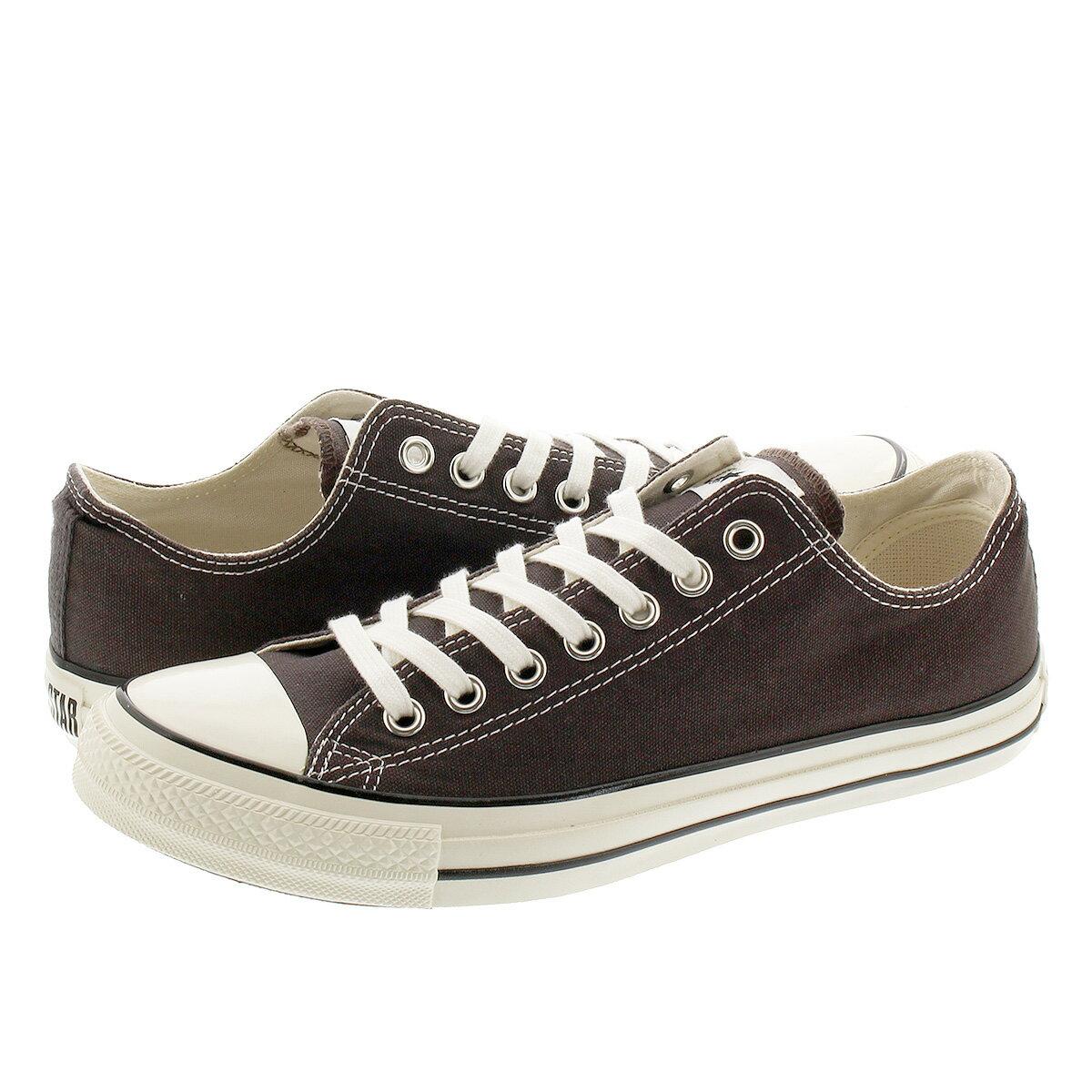 レディース靴, スニーカー CONVERSE ALL STAR US COLORS OX US OX EBONY BLACK 31302091