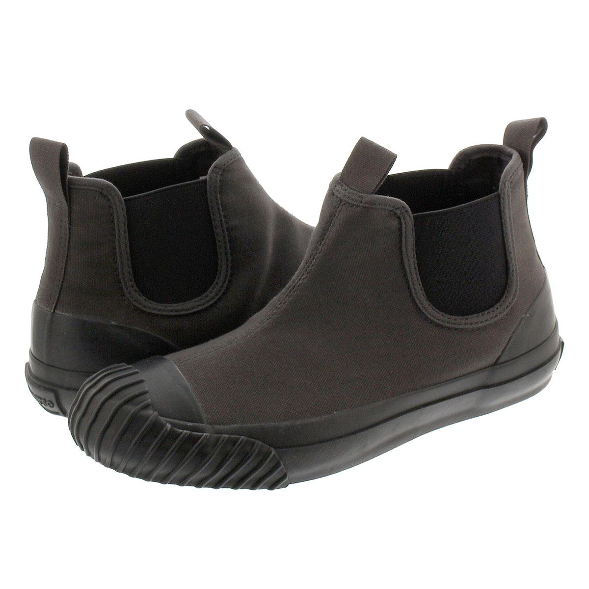 レディース靴, スニーカー CONVERSE BIG C FG SIDEGORE HI C FG HI FOG BLACK 1SC463 35500221