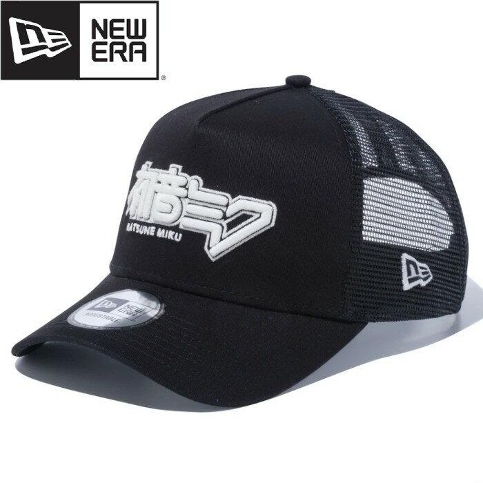 メンズ帽子, キャップ NEW ERA 9FORTY A-FRAME HATSUNE MIKU OFFICIAL LOGO GLOW IN THE DARK 12551719