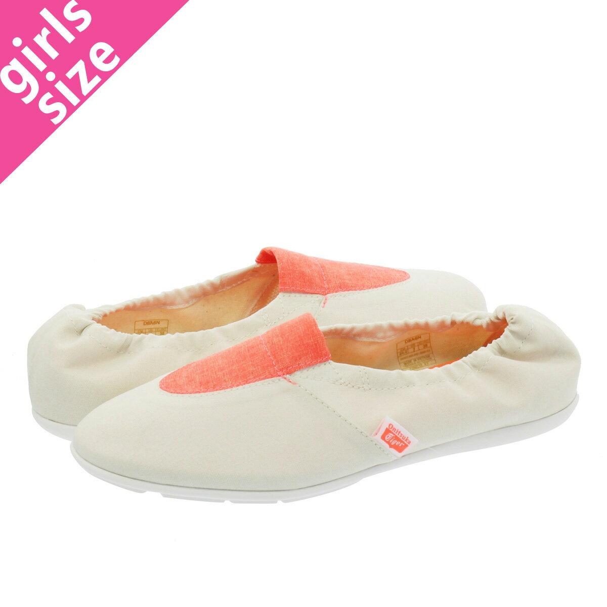 レディース靴, スニーカー  Onitsuka Tiger GYMNASTICS VAPOROUS GREYFLASH CORAL