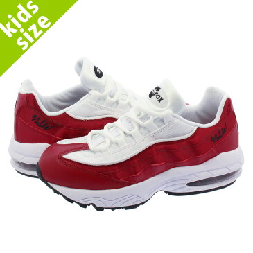 【キッズサイズ】【16-22cm】 NIKE AIR MAX 95 SE PS ナイキ エア マックス SE PS RED CRUSH/WHITE/BLACK ao9211-600