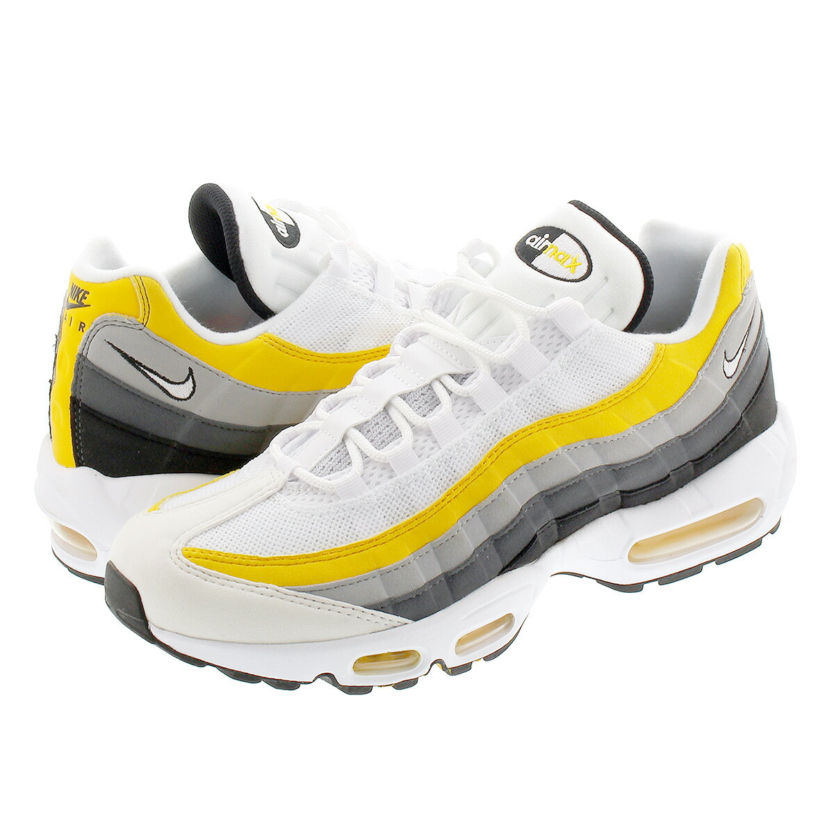 Nike Air Max 95 Amarillo Dark Grey CD7495 100 Release Date SBD