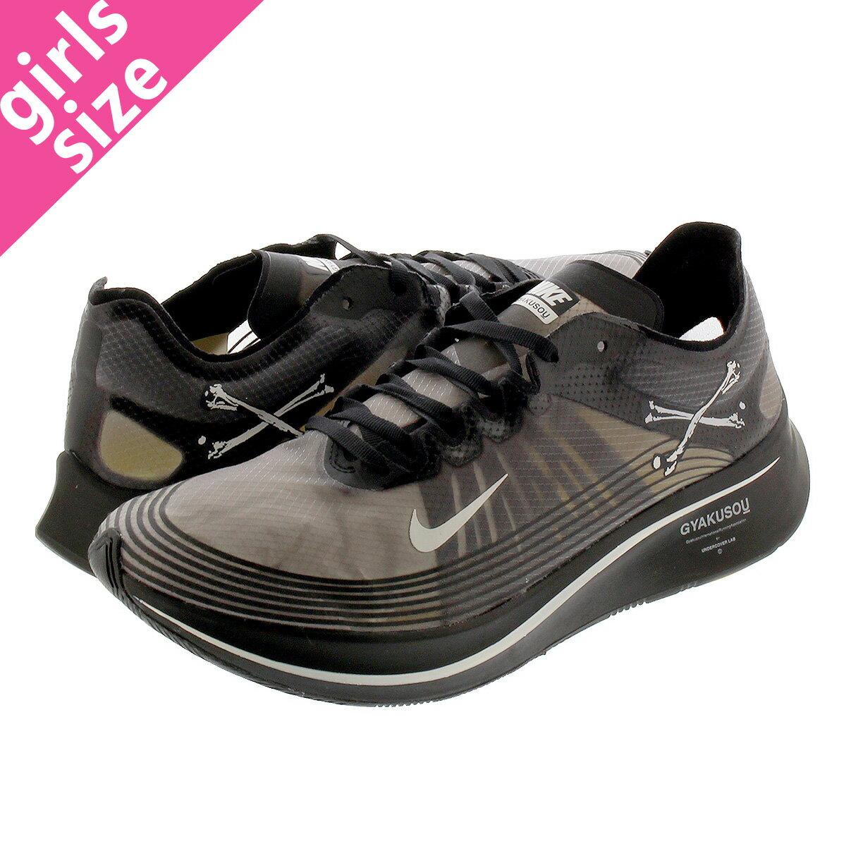 レディース靴, スニーカー  NIKE ZOOM FLY GYAKUSOU BLACKSAILMINERAL YELLOW ar4349-001