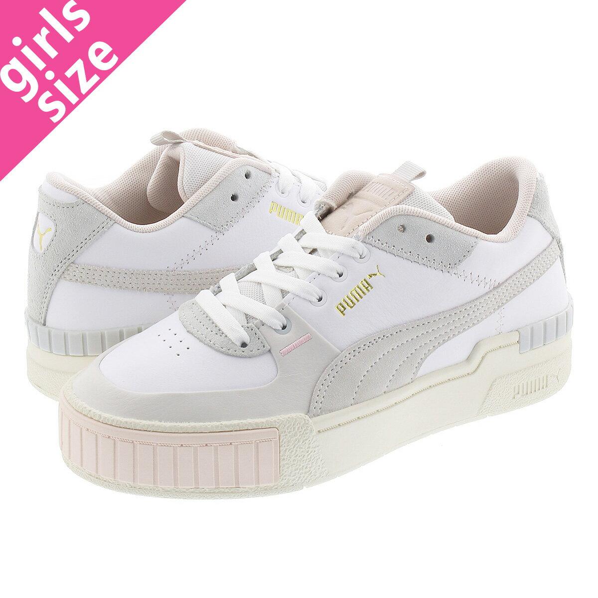 Puma Cali W shoes white pink