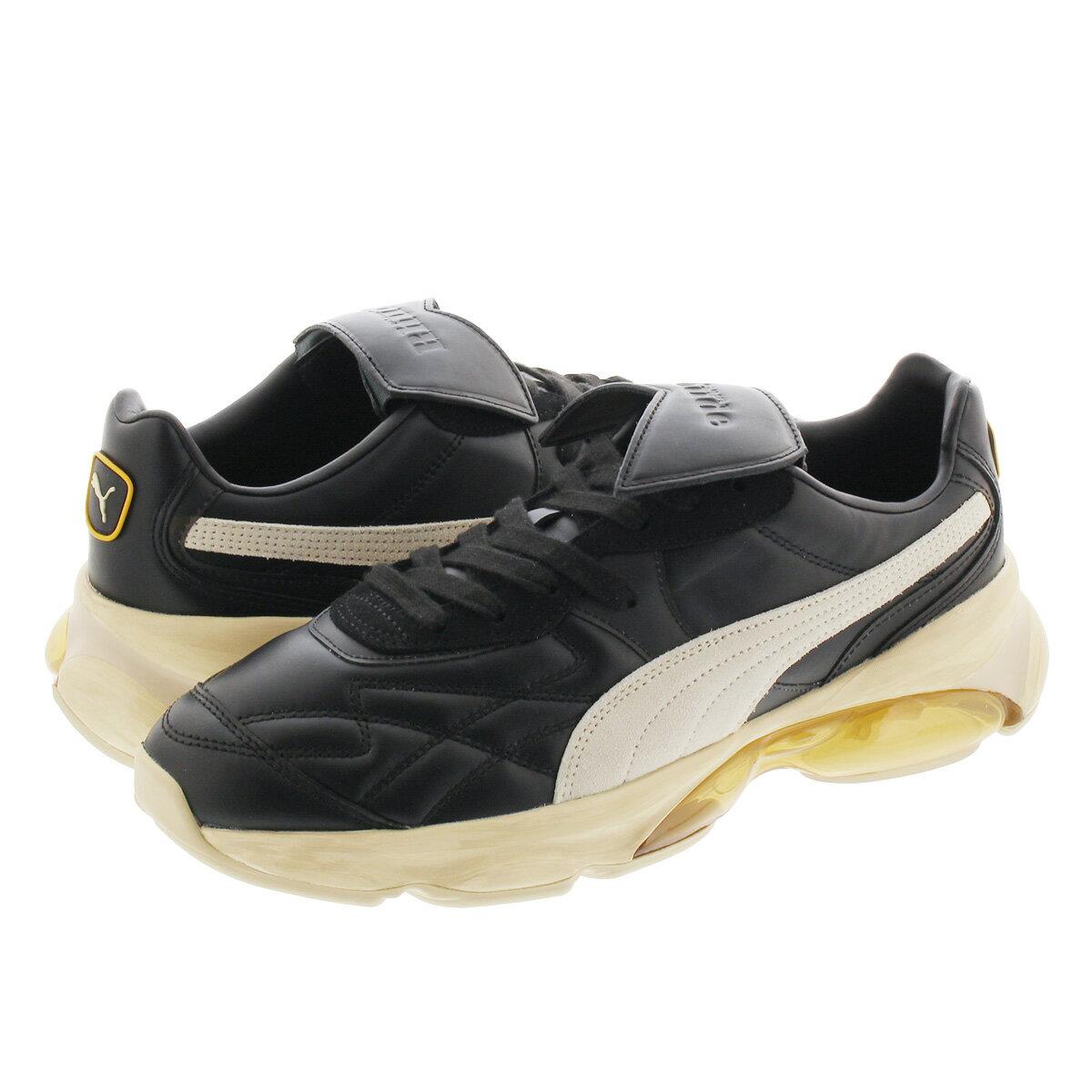メンズ靴, スニーカー PUMA CELL KING RHUDE BLACKOATMEAL 371389-01