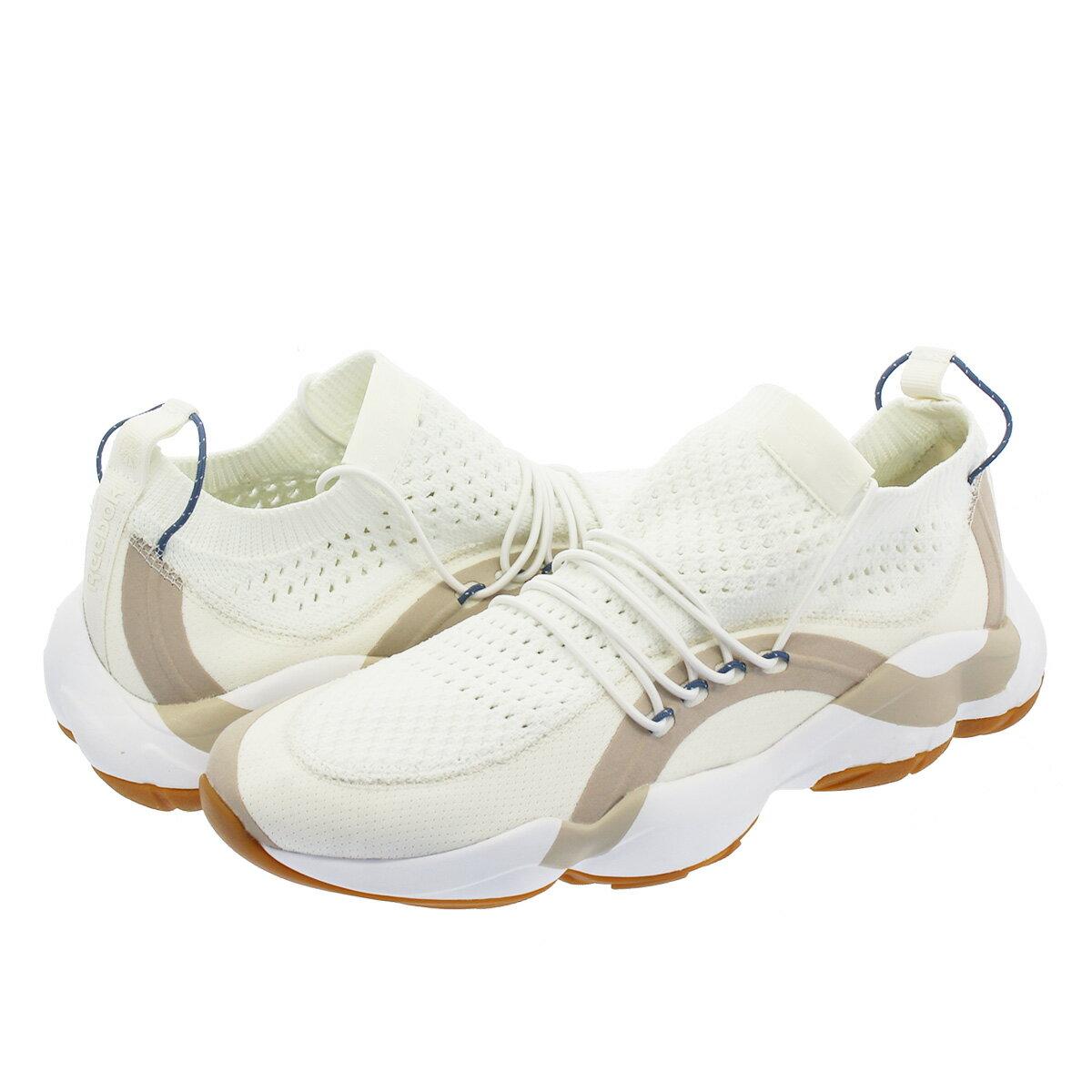 メンズ靴, スニーカー  Reebok DMX FUSION GI DMX GI CHALKBEIGEBULEWHITEGUM cn3897
