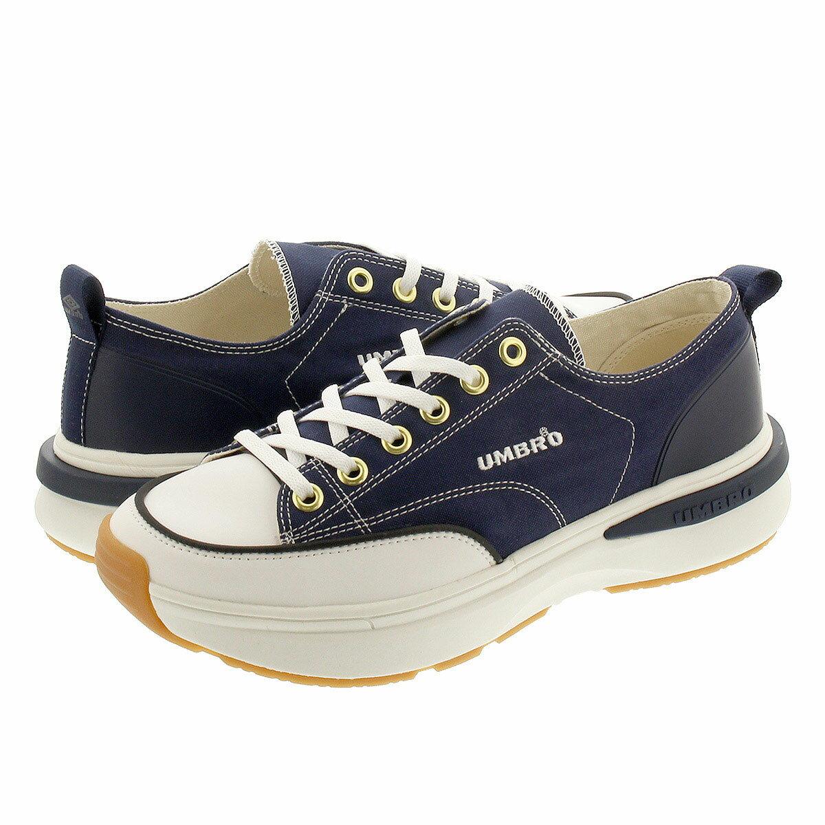 メンズ靴, スニーカー UMBRO TOBY NAVY u0323ccr74-navy