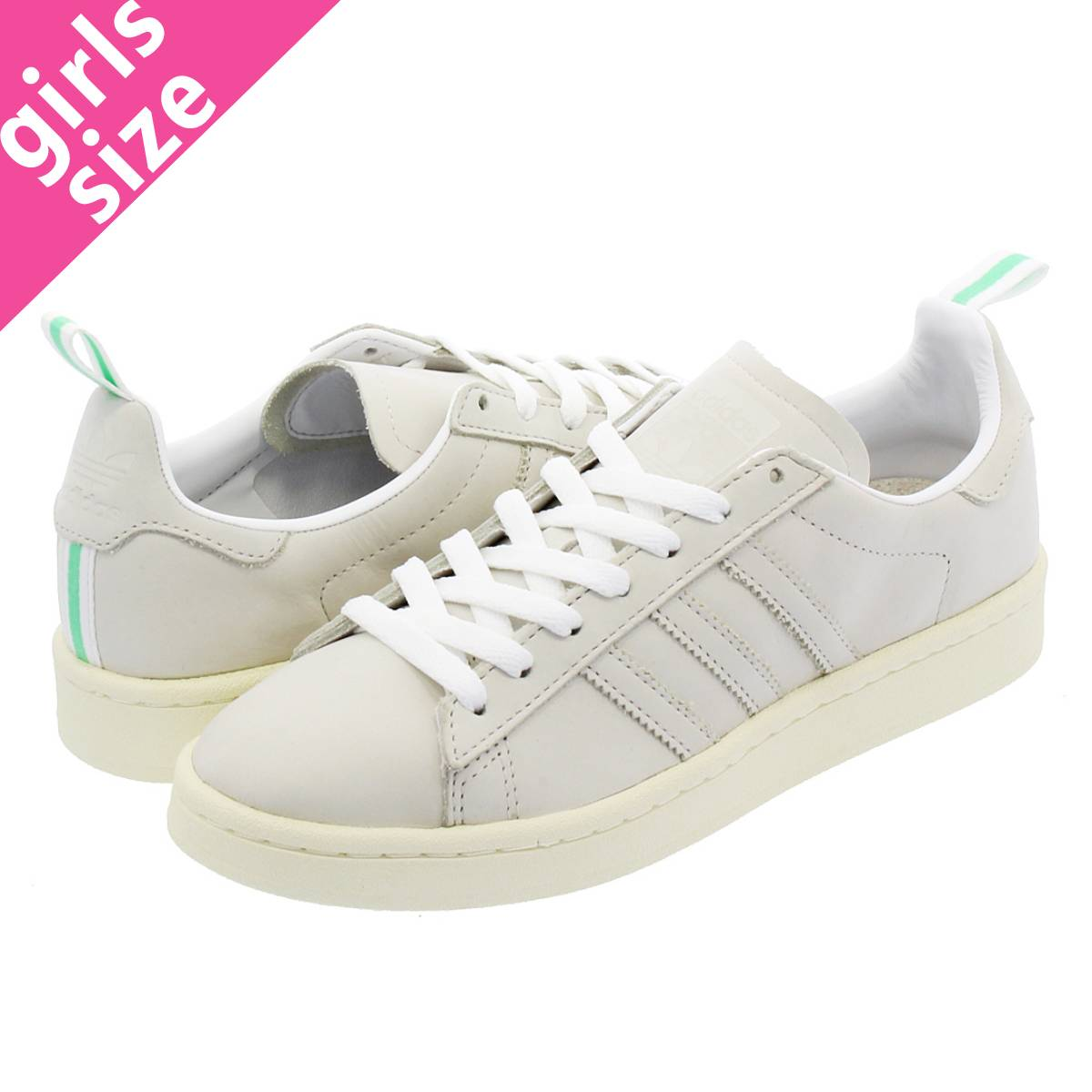 レディース靴, スニーカー adidas CAMPUS adidas Originals RUNNING WHITEVINTAGE WHITEVINTAGE WHITE