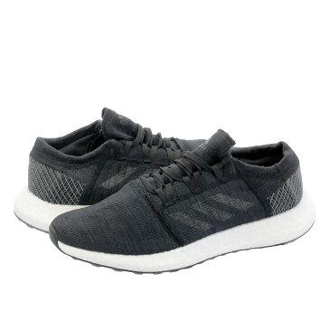 【毎日がお得!値下げプライス】 adidas PureBOOST GO アディダス ピュア ブースト GO CORE BLACK/GREY ah2319