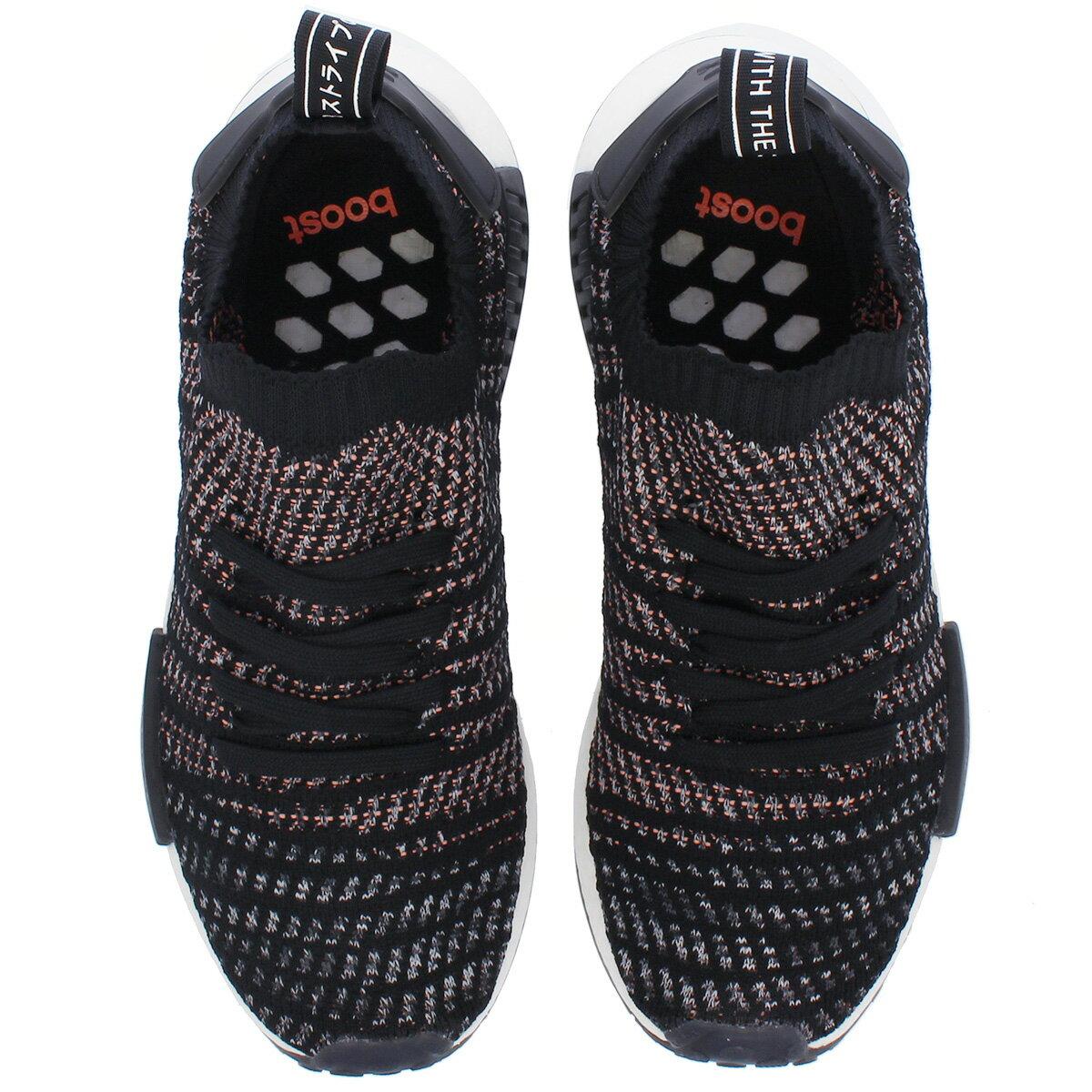 adidas NMD_R1 STLT PK Adidas NMD R1 STLT PK CORE BLACKGREY FIVEGREY TWO b37636