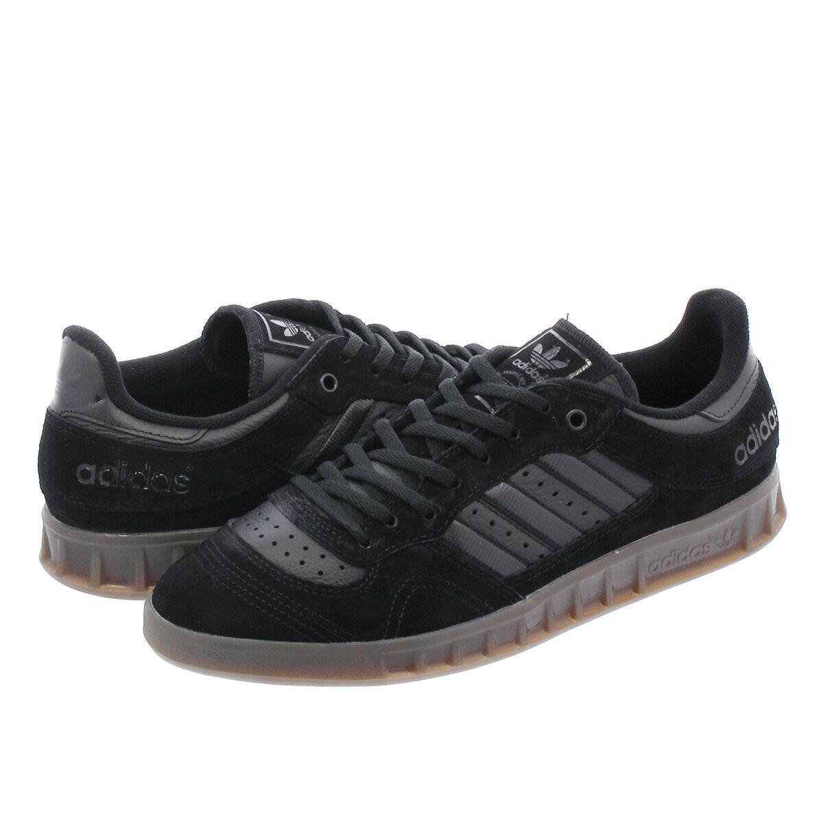 メンズ靴, スニーカー SALE adidas HANDBALL TOP CORE BLACKCORE BLACKGUM b38031