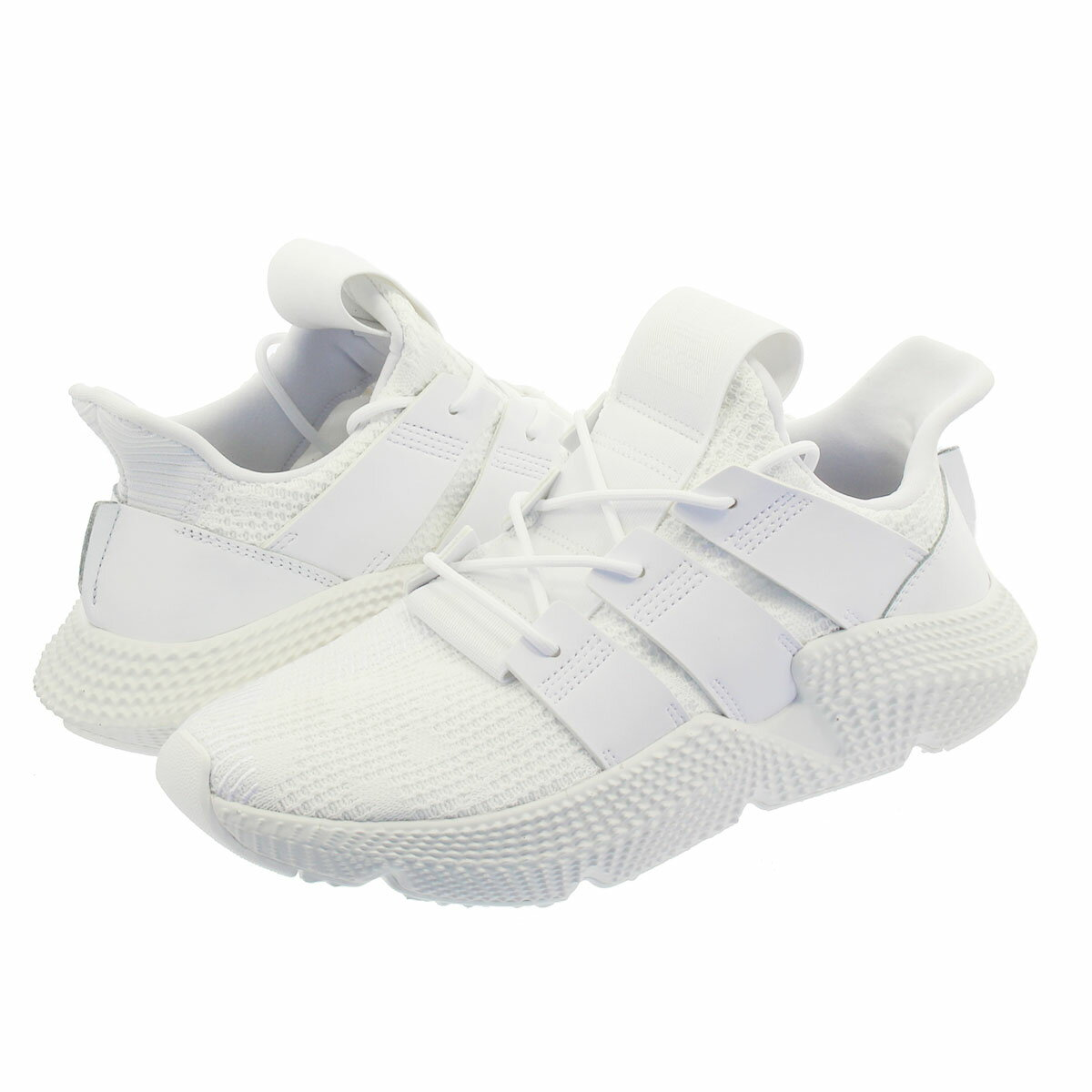 メンズ靴, スニーカー adidas PROPHERE RUNNING WHITERUNNING WHITECORE BLACK db2705