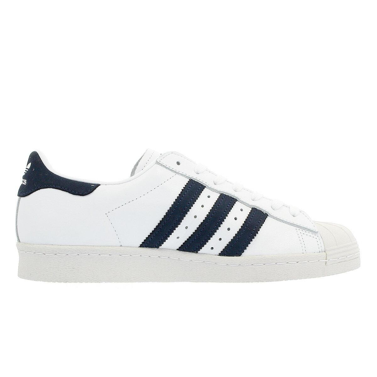 adidas SUPERSTAR 80s Adidas superstar 80s RUNNING WHITECOLLEGE NAVYCRYSTAL WHITE ee8778