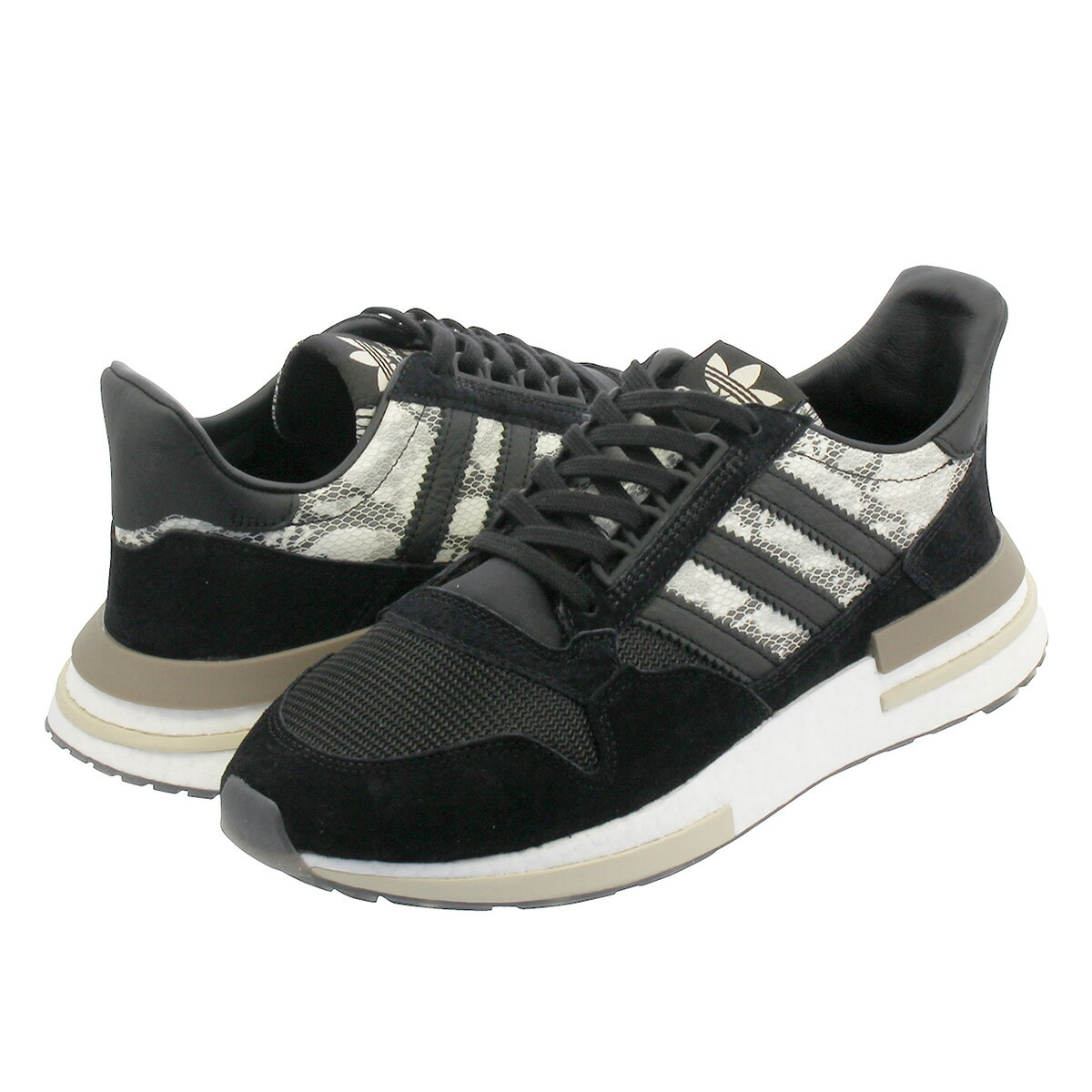 メンズ靴, スニーカー SALE adidas ZX 500 RM ZX 500 RM CORE BLACKCORE BLACKRUNNING WHITE bd7924