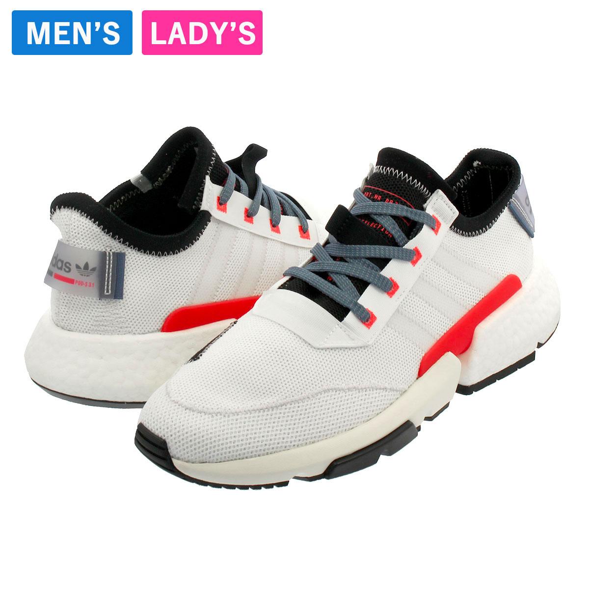 メンズ靴, スニーカー  adidas POD-S3.1 POD-S3.1 RUNNING WHITERUNNING WHITECORE BLACK db2928