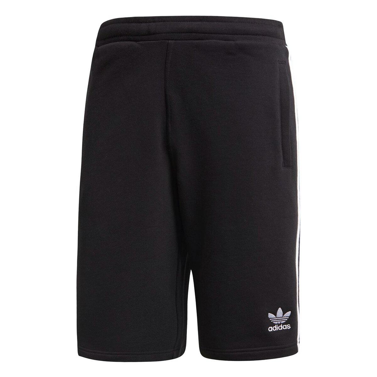 メンズファッション, ズボン・パンツ adidas 3 STRIPES SHORTS 3 BLACK dh5798