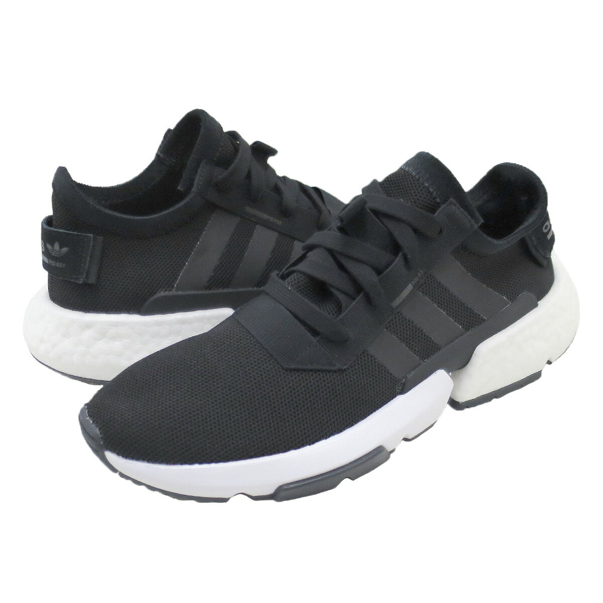 メンズ靴, スニーカー SALE adidas POD-S3.1 KICKS LAB. KICKS LAB. EXCLUSIVE POD-S3.1 CORE BLACKRUNNING WHITERUNNING WHITE ee9695