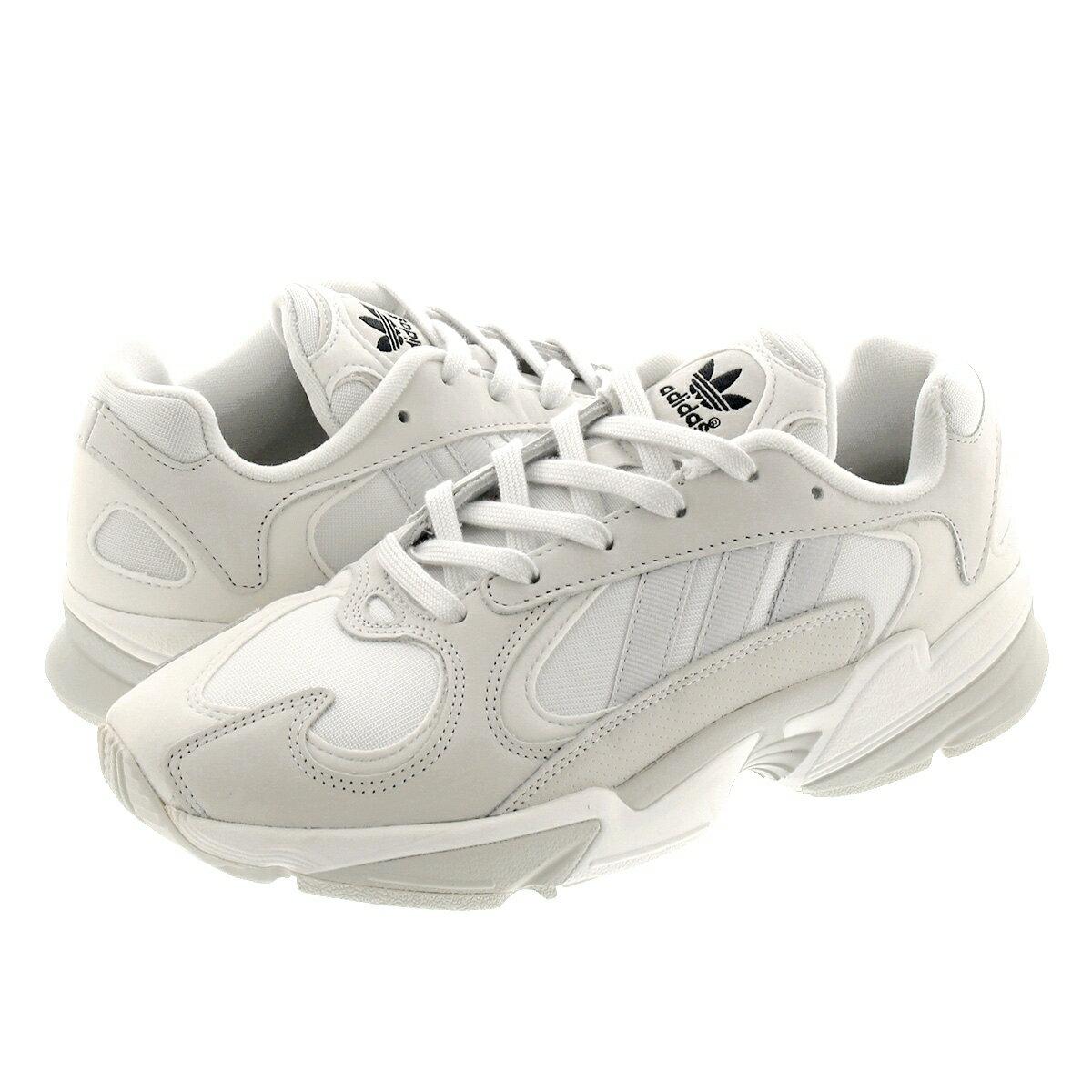 メンズ靴, スニーカー  adidas YUNG-1 1 CRYSTAL WHITEGREY ONECORE BLACK ee5319