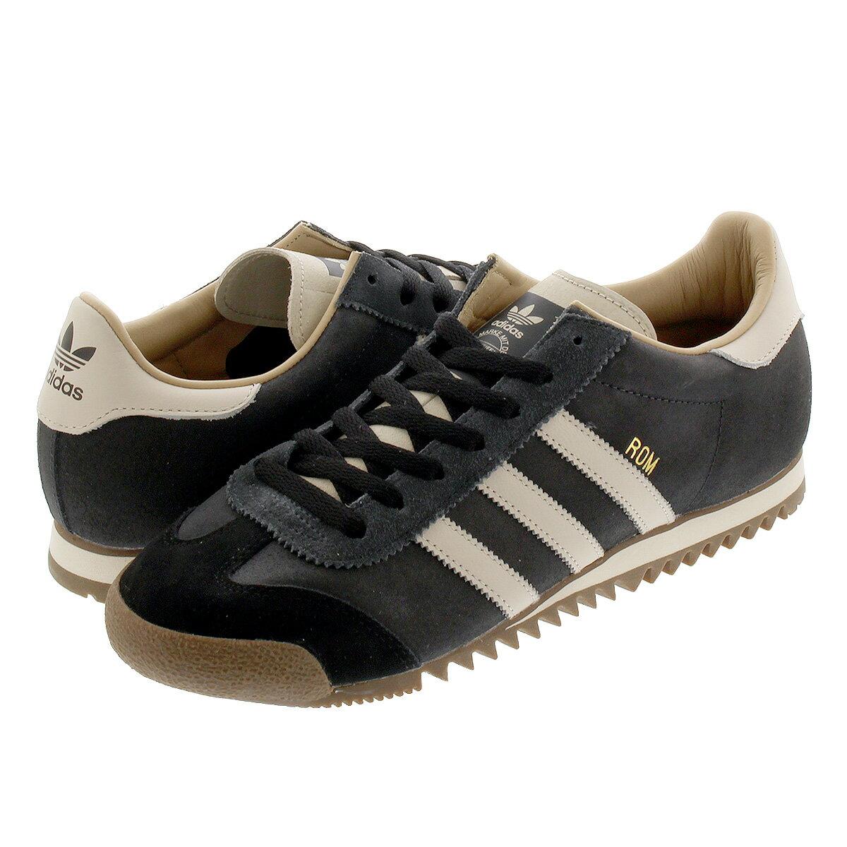 メンズ靴, スニーカー adidas ROM CARBONCLEAR BROWNCORE BLACK ee5746