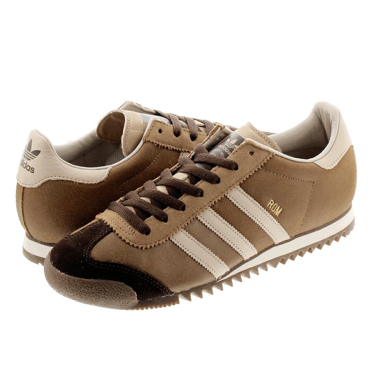 メンズ靴, スニーカー adidas ROM RAW DESERTPALE NUDEBROWN ee5747