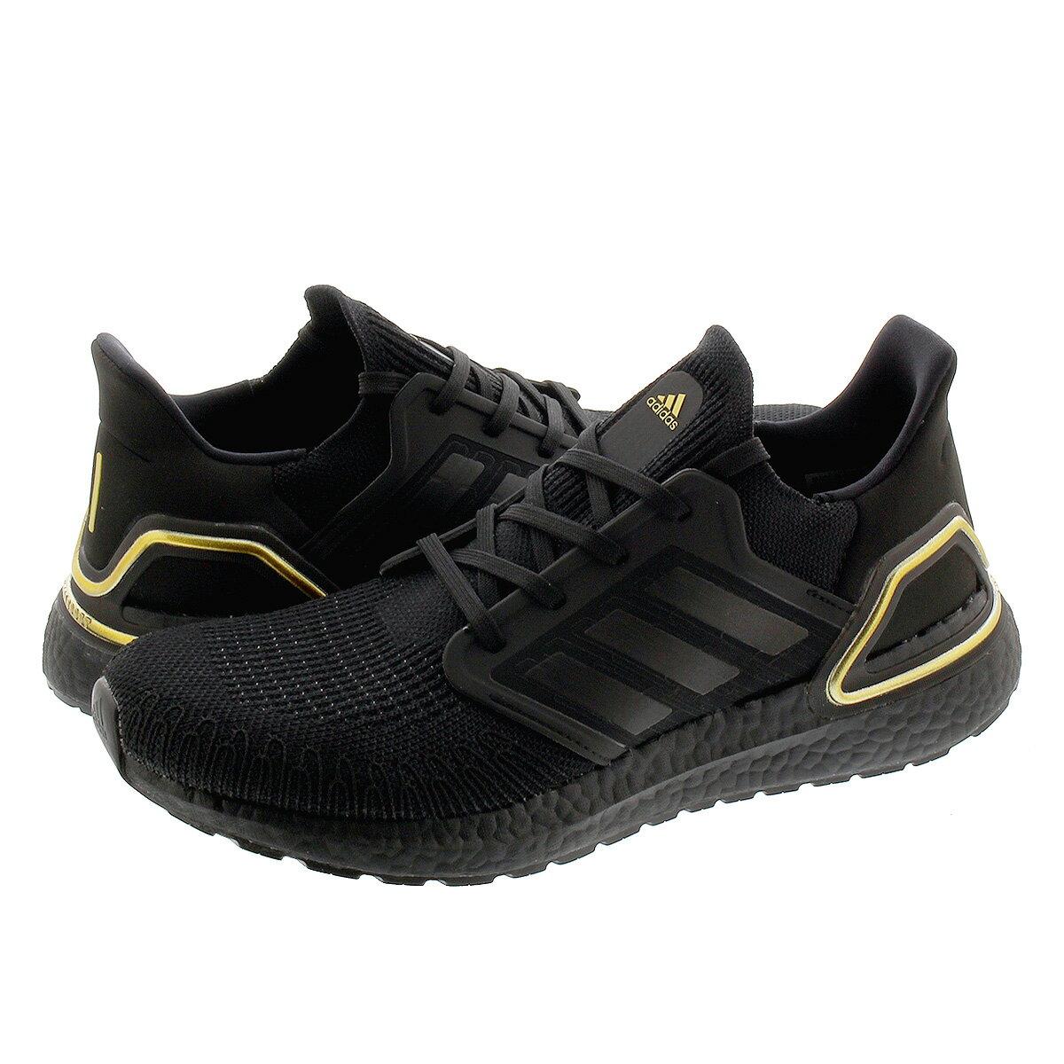 メンズ靴, スニーカー  adidas ULTRA BOOST 20 20 CORE BLACKCORE BLACKGOLD METALLIC eg0754