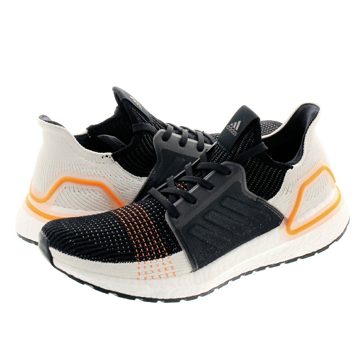 【お買い物マラソンSALE】 adidas ULTRA BOOST 19 アディダス ウルトラ ブースト 19 TRASE CARGORAW WHITESOLAR RED g27514|SELECT SHOP LOWTEX