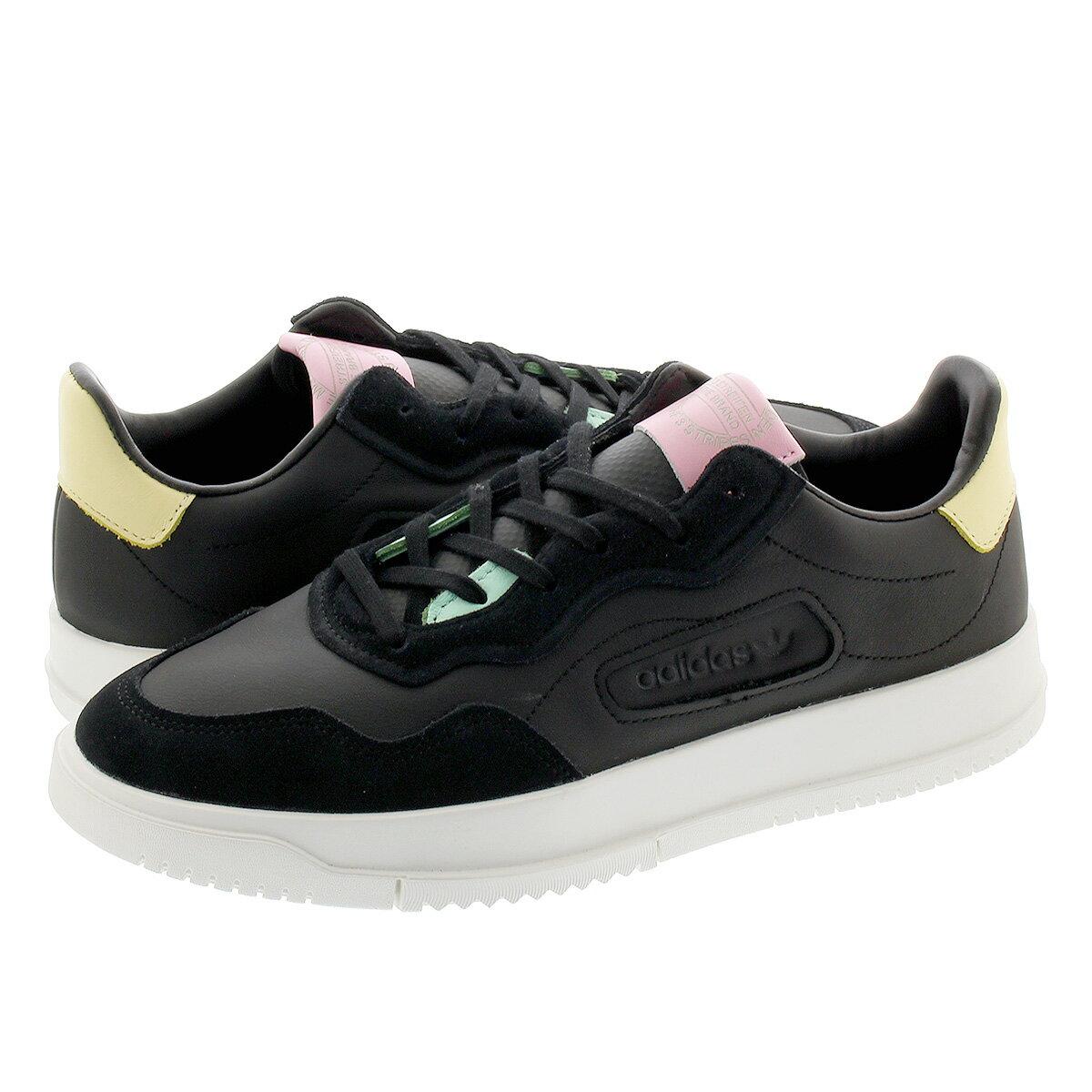 メンズ靴, スニーカー adidas SC PREMIERE SC CORE BLACKCORE BLACKEASY YELLOW ef5892