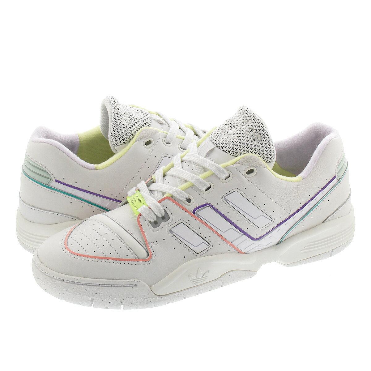 メンズ靴, スニーカー adidas TORSION COMP CRYSTAL WHITEYELLOW TINTPURPLE TINT ef5974