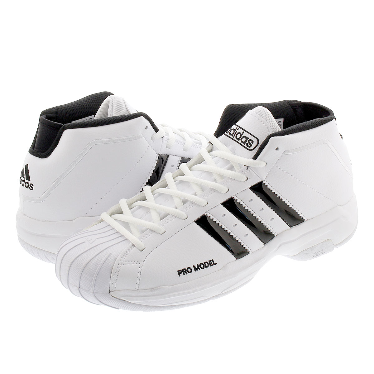 メンズ靴, スニーカー adidas PRO MODEL 2G 2G FTWR WHITECORE BLACKFTWR WHITE fw4344