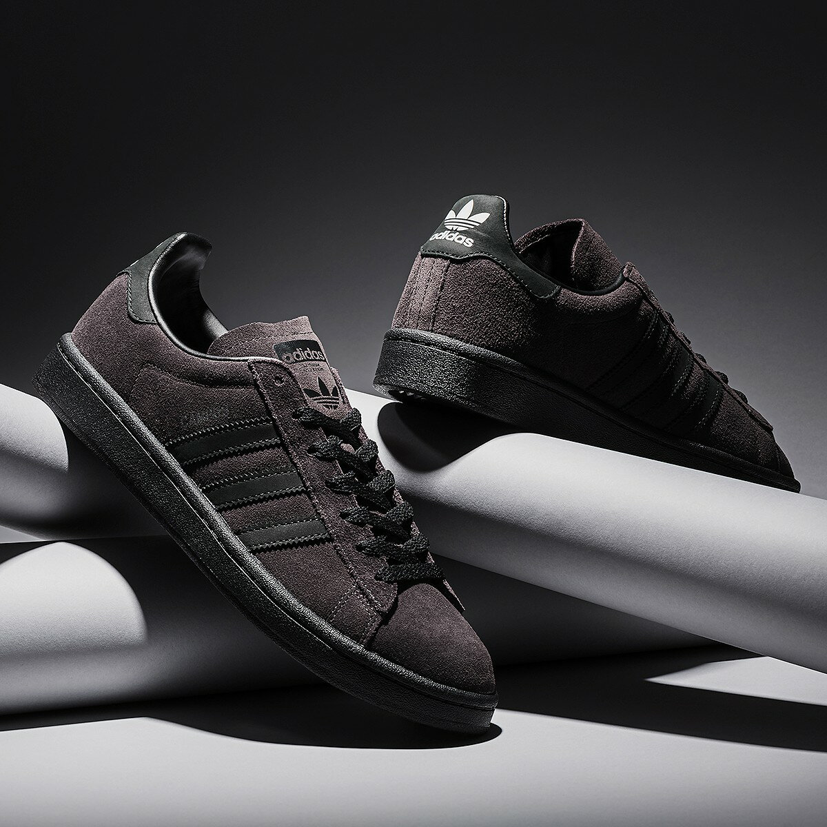メンズ靴, スニーカー adidas Originals CAMPUS KICKS LAB. KICKS LAB. EXCLUSIVE MAROONCORE BLACKCORE BLACK fz5577