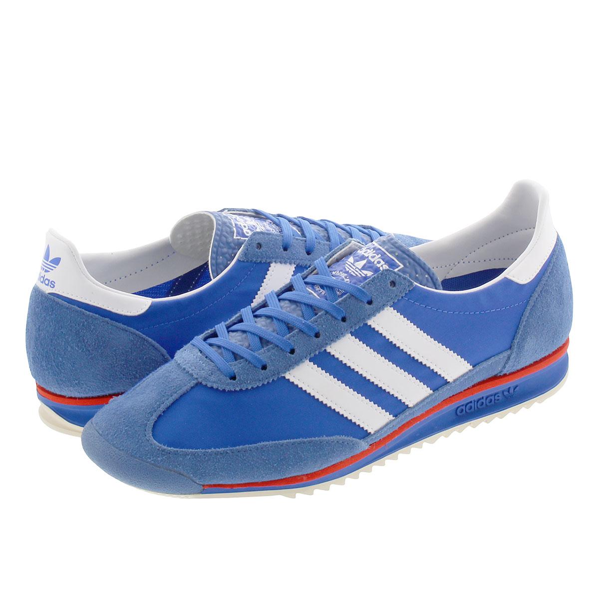 メンズ靴, スニーカー adidas SL 72 72 BLUEFTWR WHITEBLUE fy7689