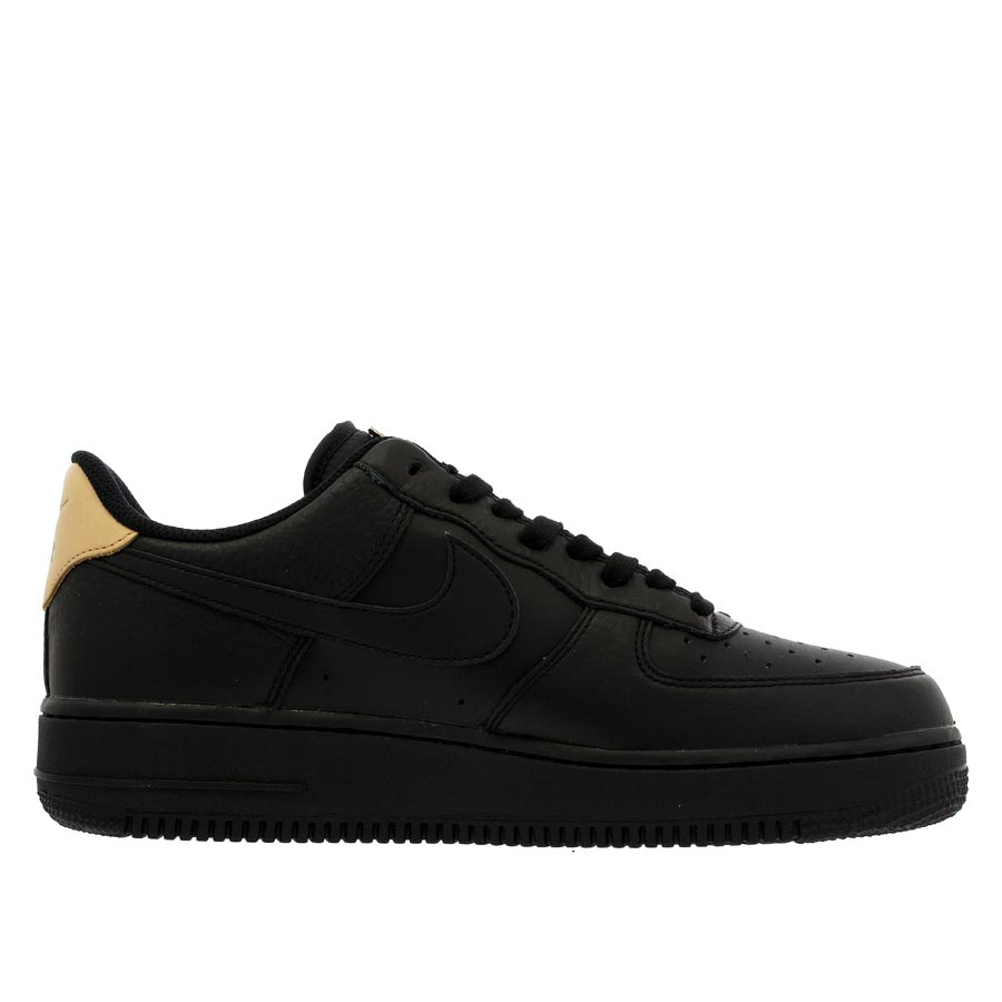 NIKE AIR FORCE 1 '07 LV8 Nike air force 1 '07 LV8 BLACKBLACKVACHETTA TAN