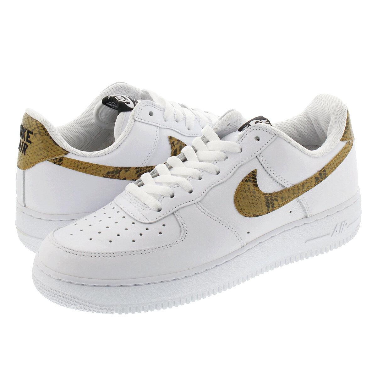 NIKE AIR FORCE 1 LOW RETRO PREMIUM QS Nike air force 1 Lorre fatty tuna premium QS WHITEGOLDHAZELBLACK ao1635 100
