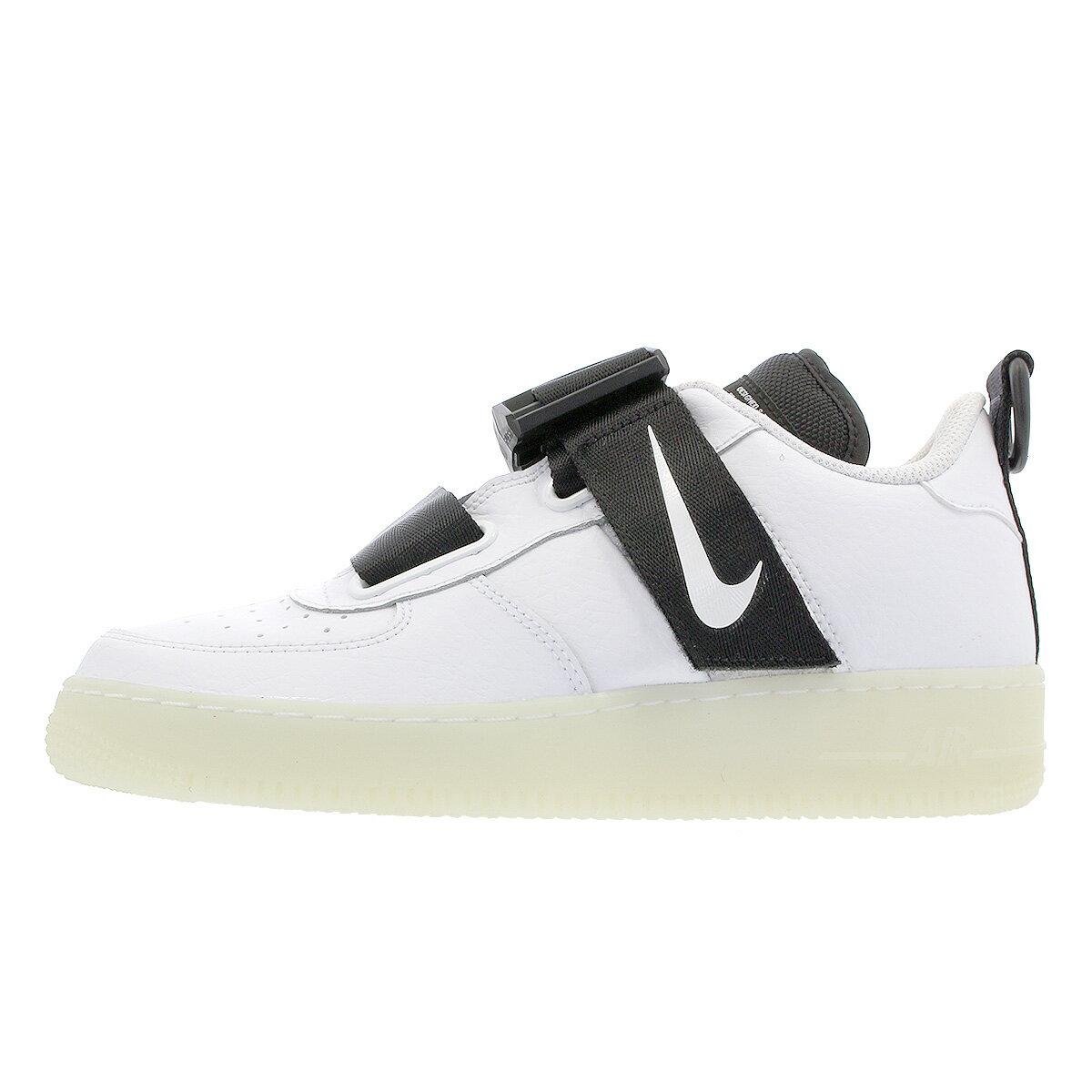 Nike AIR FORCE 1 UTILITY QS shoes white