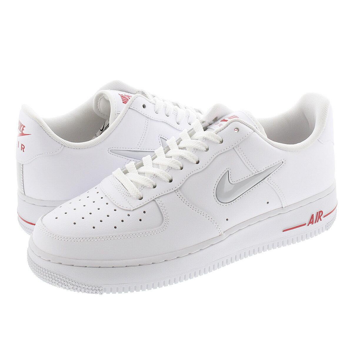NIKE AIR FORCE 1 JEWEL Nike air force 1 jewel WHITEPURE PLATINUM ct3438 100