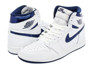 【送料無料】NIKE AIR JORDAN 1 RETRO HIGH OG 【METALLIC…