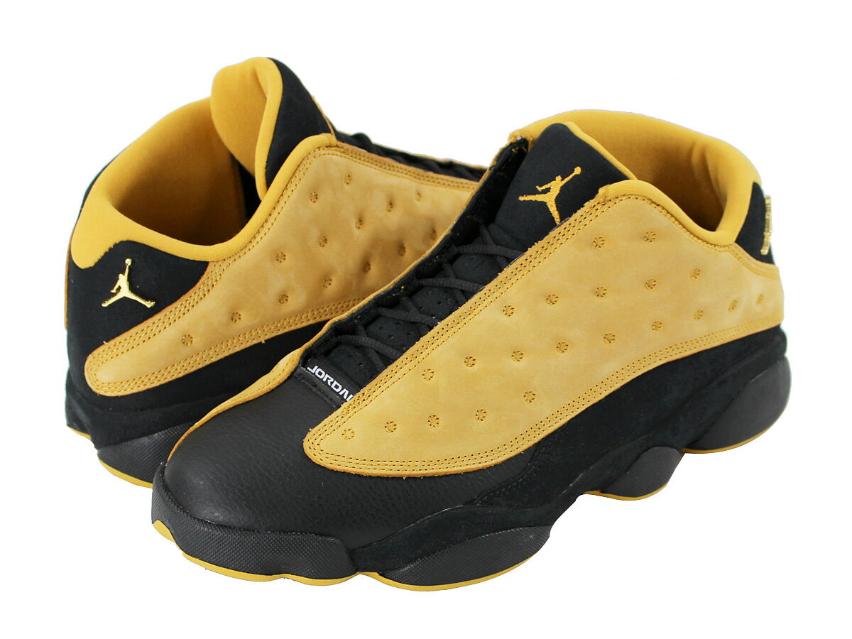 メンズ靴, スニーカー NIKE AIR JORDAN 13 RETRO LOW CHUTNEY 13 BLACKCHUTNEY 310810-022