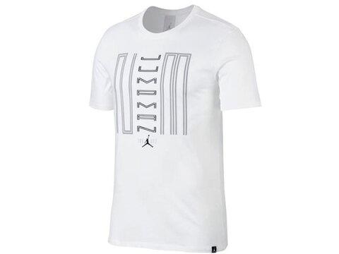 【毎日がお得!値下げプライス】 NIKE AIR JORDAN 11 JUMPMAN 23 TEE ナイキ エアジョーダン11 ジャンプマン23 Tシャツ WHITE/BLACK 844282-101